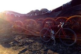 Just wheels left.