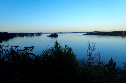 City of Luleå in the beyond