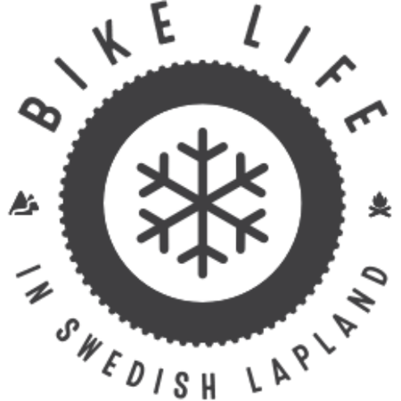Bike life in Swedish Lapland