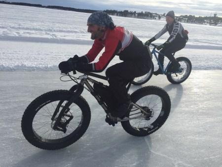 Ice roaders