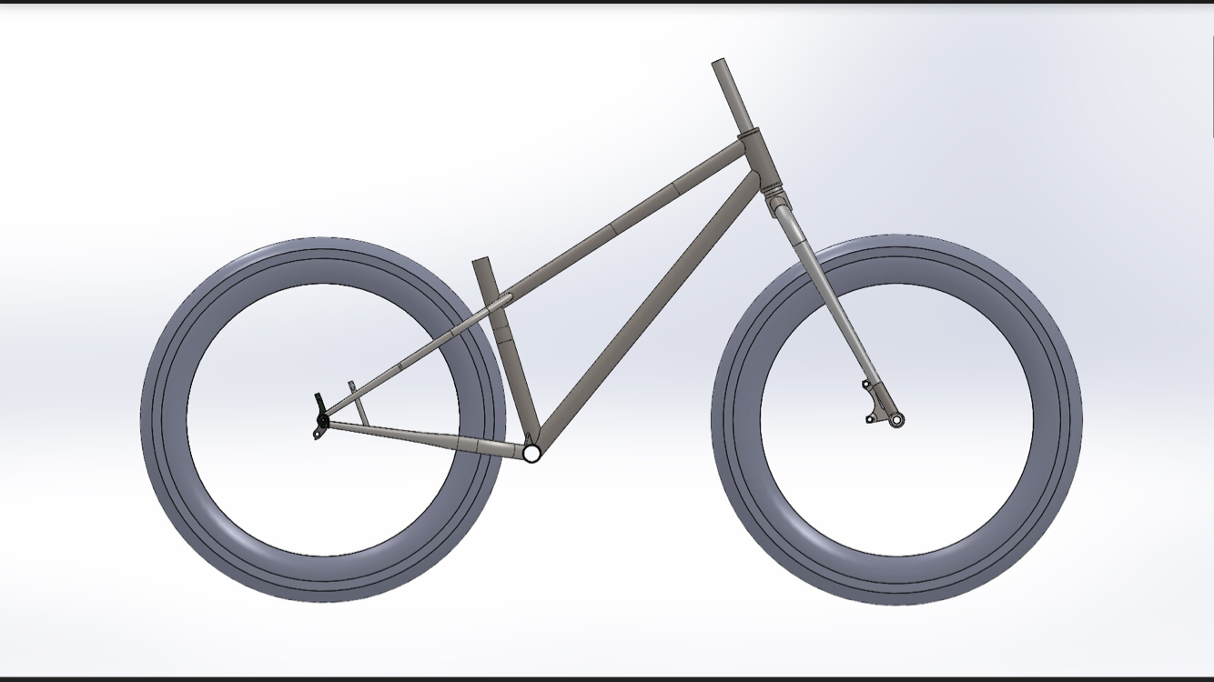 One bike to rule them all… –
