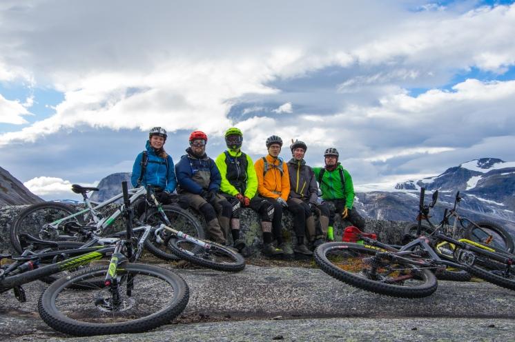 The gang! Photo: Johan Lindberg