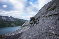 The rocks are just amazing. Photo: Johan Lindbergh