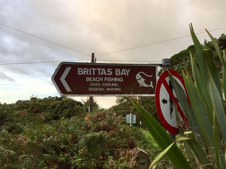 Brittas Bay