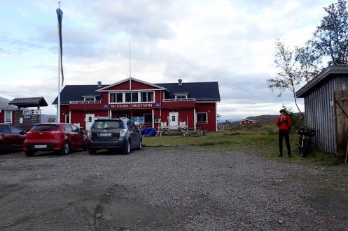 Katterjåkk mountain station